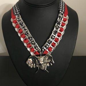 Alabama pop top Necklace